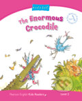 The Enormous Crocodile - Caroline Laidlaw