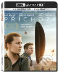 Příchozí 	Ultra HD Blu-ray - Denis Villeneuve