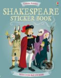 Shakespeare Sticker Book -