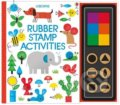 Rubber Stamp Activities - Fiona Watt, Erica Harrison (ilustrácie)