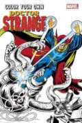 Color Your Own: Doctor Strange - Steve Ditko