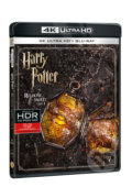 Harry Potter a Relikvie smrti - část 1. Ultra HD Blu-ray - David Yates