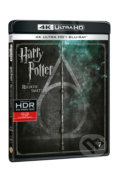 Harry Potter a Relikvie smrti - část 2. Ultra HD Blu-ray - David Yates