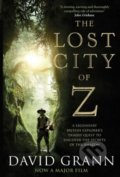 The Lost City of Z - David Grann
