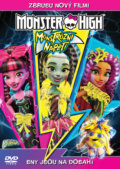 Monster High: Monstrózní napětí - Avgousta Zourelidi