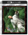 Tygr a drak Ultra HD Blu-ray - Ang Lee