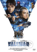 Valerian a město tisíce planet - Luc Besson