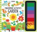 Fingerprint Activities: Garden - Fiona Watt