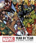 Marvel Year by Year Updated and Expanded - DK, Stan Lee