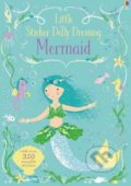 Little Sticker Dolly Dressing Mermaid - Fiona Watt