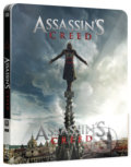 Assassin's Creed 3D Steelbook - Justin Kurzel