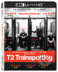 T2 Trainspotting Ultra HD Blu-ray - Danny Boyle