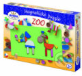 Magnetické puzzle ZOO -