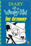 Diary of a Wimpy Kid: The Getaway Book - Jeff Kinney