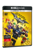 Lego Batman Film Ultra HD Blu-ray - Chris McKay