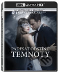 Padesát odstínů temnoty  Ultra HD Blu-ray - James Foley
