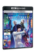 Ghost in the Shell Ultra HD Blu-ray - Rupert Sanders