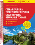 Česká republika / Tschechische Republik / Czech Republic /  République tchèque (atlas) -