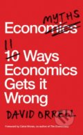 Economyths - David Orrell