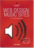 Web design: Music sites -