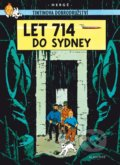 Let 714 do Sydney - Hergé