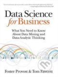 Data Science for Business - Foster Provost, Tom Fawcett