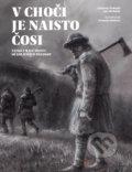 V Choči je naisto čosi - Katarína Nádaská, Ján Michálek, Svetozár Košický (ilustrátor)