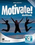 Motivate! 4 - Workbook - Olivia Johnston