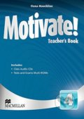 Motivate! 4 - Teacher's Pack - Patrick Howarth