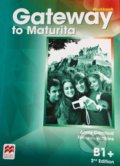 Gateway to Maturita B1+: Workbook - Annie Cornford