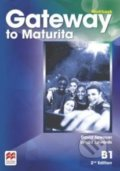 Gateway to Maturita B1: Workbook - David Spencer