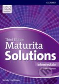 Maturita Solutions - Intermediate - Student's Book - Tim Falla, Paul A. Davies