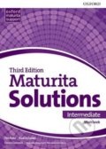 Maturita Solutions: Intermediate - Workbook - Tim Falla, Paul A. Davies