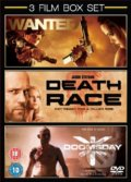 Wanted / Death Race / Doomsday - Timur Bekmambetov, Paul W.S. Anderson, Neil Marshall