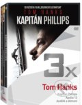 Tom Hanks (Kolekce 3 DVD) - Paul Greengrass, Ron Howard, François Orenn