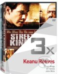 Keanu Reeves (Kolekce 3 DVD) - David Ayer, Carl Rinsch, Chad Stahelski, David Leitch