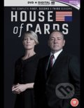 House of Cards - David Fincher, Joel Schumacher, James Foley