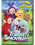 Teletubbies - Brand New Series - Tubby Snowball DVD -