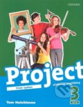 Project the Third Edition 3 Student´s Book CZ - Tom Hutchinson