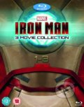 Iron Man 1-3 Complete Collection -