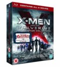 X-Men And The Wolverine Adamantium Collection - Bryan Singer, Brett Ratner, Gavin Hood, Matthew Vaughn, James Mangold