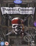 Pirates of the Caribbean: Four-Movie Collection -