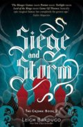 The Siege and Storm - Leigh Bardugo