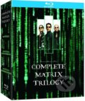 The Matrix Trilogy - Andy Wachowski, Larry Wachowski