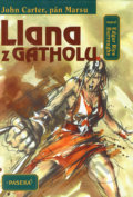 Llana z Gatholu - Edgar Rice Burroughs