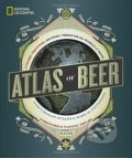 Atlas of Beer - Nancy Hoalst-Pullen, Mark W. Patterson