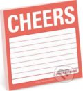 Cheers Sticky Note -