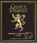 The House Lannister Lion -