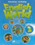 English World 2: Pupil's Book with eBook - Mary Bowen, Liz Hocking