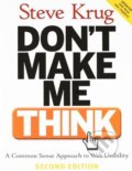 Don't Make Me Think! - Steve Krug